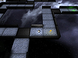Metal Ball Space Maze